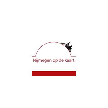 Nijmegen op de kaart